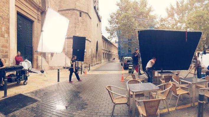 Palma Film Office gestiona 236 solicitudes de rodaje en 2019