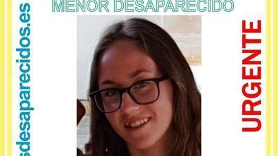 Piden ayuda para localizar a una menor de 15 años desaparecida en Palma desde septiembre