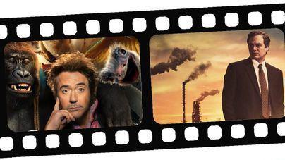'Aguas oscuras', el nuevo 'Doctor Dolittle' y todos los estrenos de cine