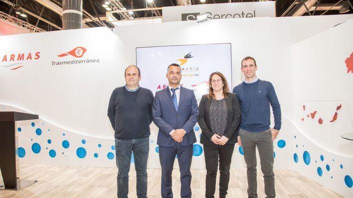 Apuesta sin precedentes de Naviera Armas Trasmediterránea por Baleares, asumiendo el patrocinio del 90 por ciento de citas deportivas