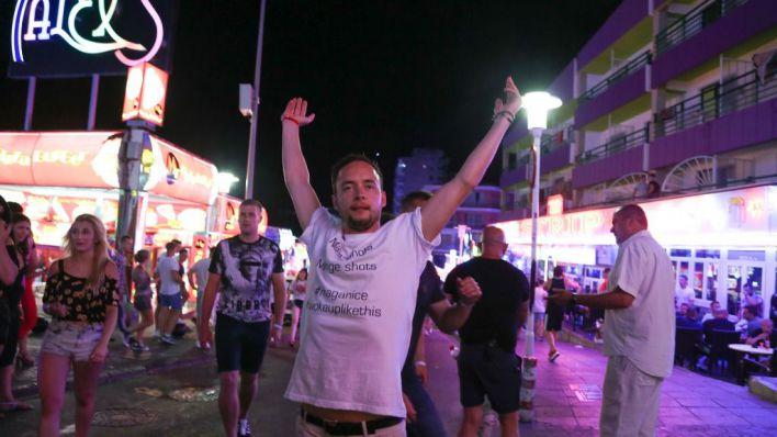 La 'alianza por el turismo competitivo' apoya el decreto balear contra el turismo de borrachera