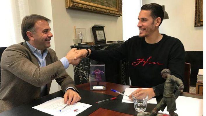 El Mallorca se desprende de Álex Alegría, cedido al Extremadura