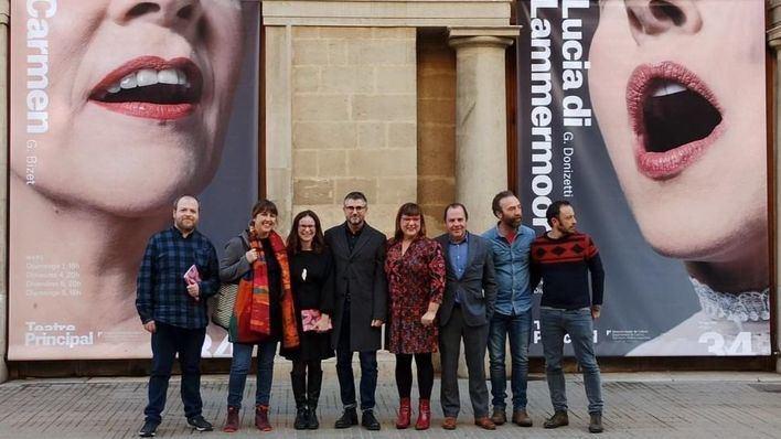 Agustí Villaronga, Juan Perro, Avishai Cohen y Rossy de Palma, en la nueva programación del Teatre Principal