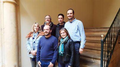 Las bandas de música de Palma se citan en el Palacio de Congresos