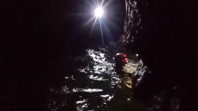 Los GEAS registran una cueva en Santanyí tras un aviso de que se
