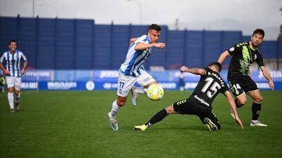 Victoria por la mínima del Atlético Baleares ante el Rayo Majadahonda