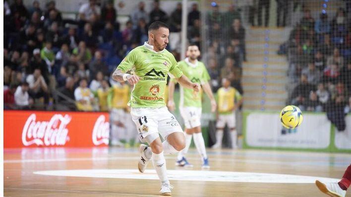 El Palma Futsal cede al brasileño Ximbinha al Barça