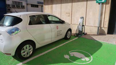 Baleares prevé sumar 500 nuevos puntos de recarga de vehículos eléctricos en 2020