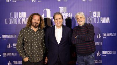 Arranca el proyecto conjunto Trui Augusta Club con un concurrido acto social