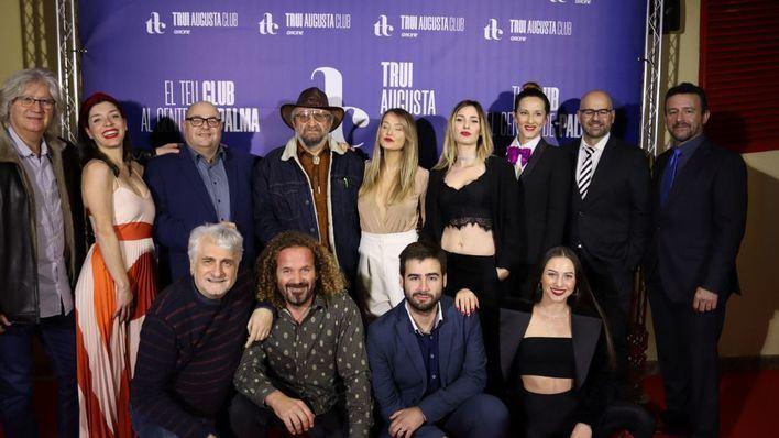 Más teatro, más música y más cultura en Palma de la mano de Trui Augusta Club