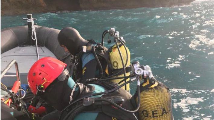 El cadáver hallado en aguas de Ibiza es de uno de los desaparecidos por 'Gloria'
