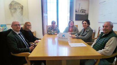 Andratx y Fundació La Caixa renuevan su compromiso con los mayores