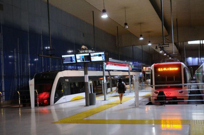 Agresión a un vigilante de seguridad en la Estación Intermodal