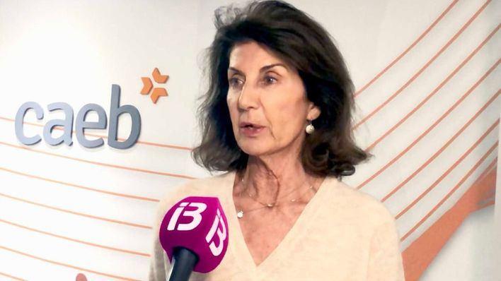 """Carmen Planas insiste en la necesidad de implementar medidas """"para crear empleo en Baleares"""""""