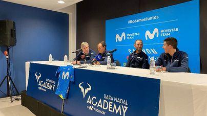 Valverde, Mas y el Movistar Team, grandes atracciones de la Challenge Ciclista Mallorca