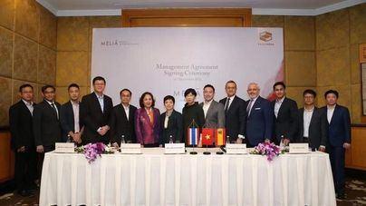 El hotel Meliá Hanoi celebra su 20 aniversario