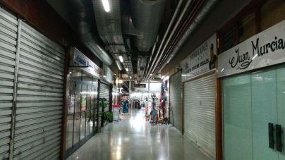 Afedeco rechaza que se destine a aparcamiento el espacio de las galerías de Plaza Mayor