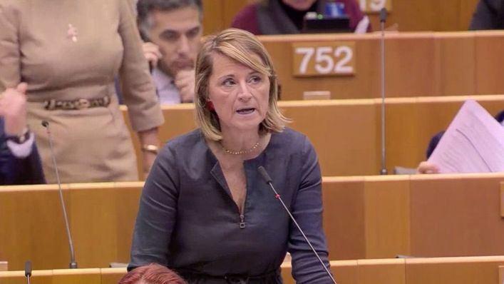 Estarás pide en la Eurocámara la activación del fondo de solidaridad tras los daños provocados por la borrasca Gloria