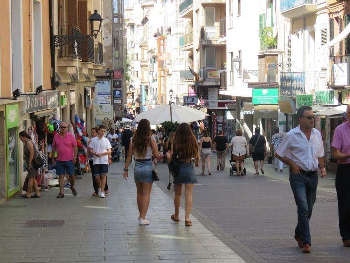 Fomento exige que se reparen las costas y playas en Mallorca afectadas por la borrasca Gloria