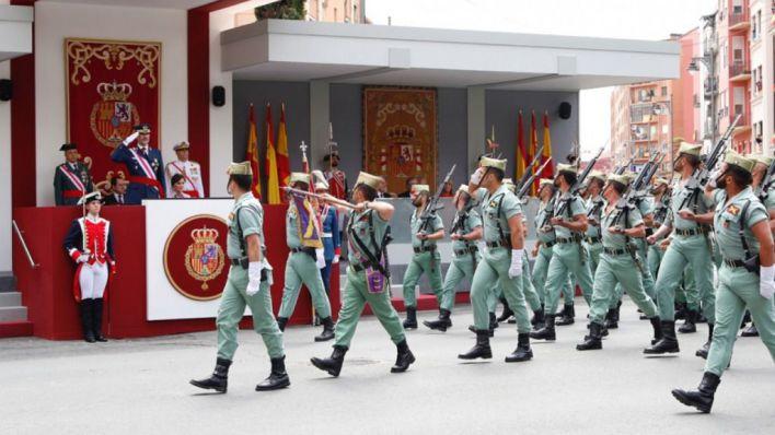 El Pacte rechaza que Palma sea sede del Día de las Fuerzas Armadas en 2021