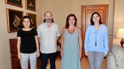 Armengol viaja a la India hasta el 5 de febrero para conocer proyectos de la Fundación Vicente Ferrer