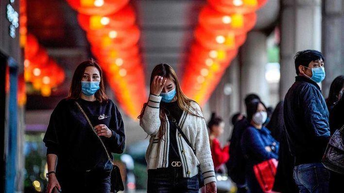 Reino Unido confirma dos casos de coronavirus