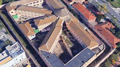 Detenido un hombre por incendiar la antigua prisión de Palma