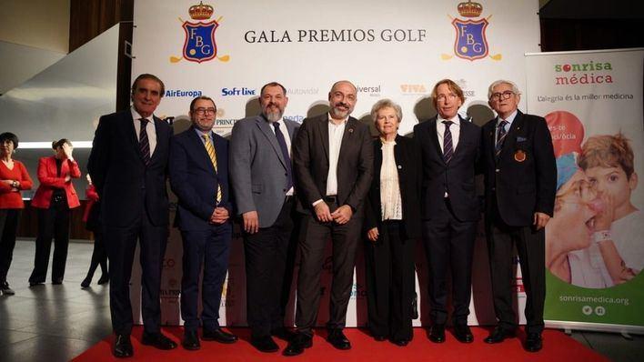 La Gala del Golf Balear celebra su vuelta al calendario internacional con el 'Road to Mallorca'