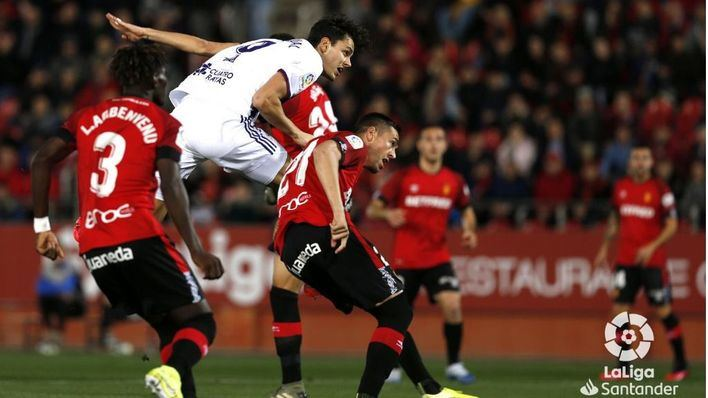 El Mallorca pierde tres puntos de oro en Son Moix