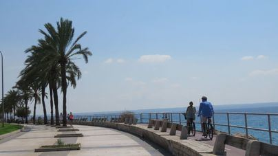 El buen tiempo se mantendrá este domingo en las Islas