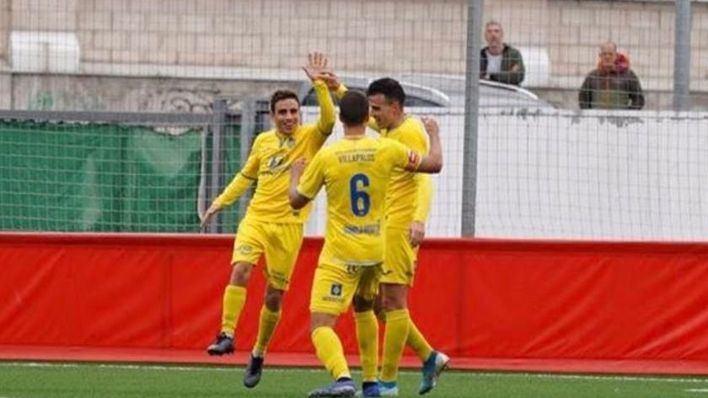 Cómoda victoria del Atlético Baleares ante el UD Sanse