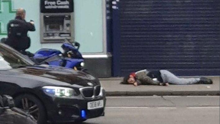 Varias personas acuchilladas en Londres en un