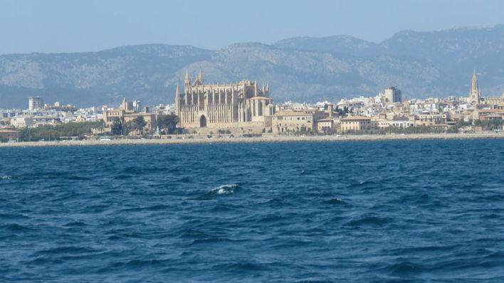 Baleares arranca la semana con temperaturas de hasta 24 grados
