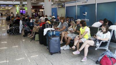 El turismo extranjero dejó 14,8 millones en Baleares en 2019 pese a caer un 1,2 por cien