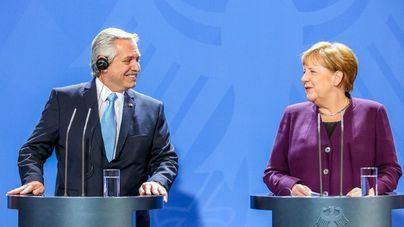 Argentina lanza un SOS a Europa para frenar su deuda externa