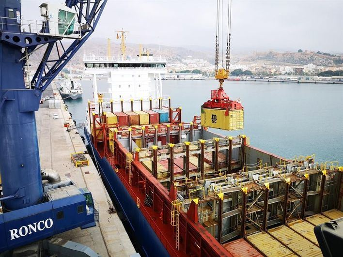 El transporte de mercancías de Baleares actualiza la gestión de las subvenciones por insularidad