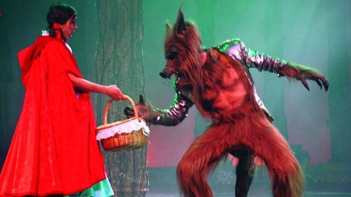 Caperucita roja llega al Trui Teatre con 'Caputxeta, el Musical!'