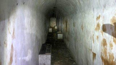 ARCA pide rehabilitar y abrir al público el refugio antiaéreo de la Cofradía de Sant Miquel