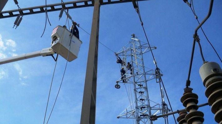 La demanda eléctrica en Mallorca cae un 5,5 por ciento en enero