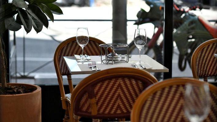 Cort sancionará a partir del 5 de marzo a los bares que no retiren las terrazas cerradas