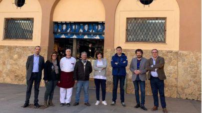 'La peatonalización de Pere Garau supondría la muerte del mercat'