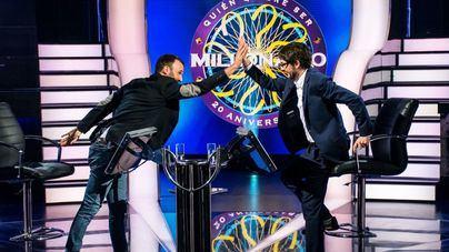'¿Quién quiere ser millonario?' sube en Baleares a un 19,5 por ciento de audiencia