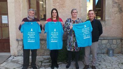 Andratx celebra este domingo su IV Marcha solidaria contra el cáncer