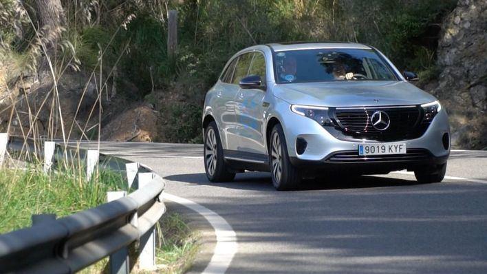 El nuevo Mercedes EQ, cien por cien eléctrico, se presenta en Auto Vidal