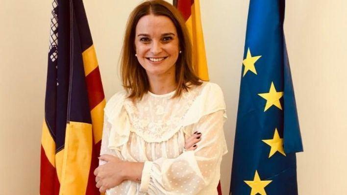 Marga Prohens, portavoz del PP en la Comisión de Igualdad del Congreso