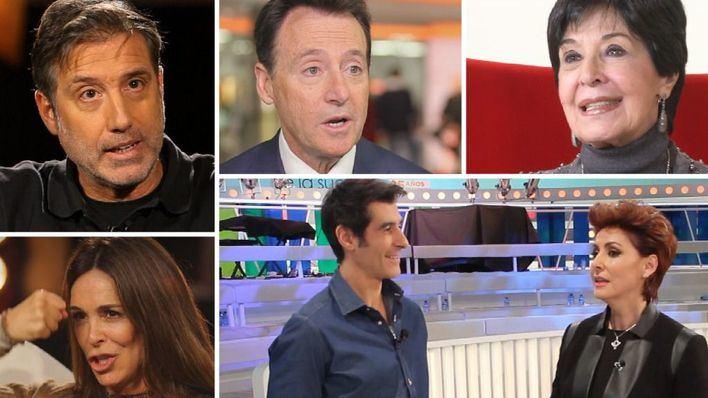 Antena 3 repasa sus 30 años en un especial cargado de anécdotas