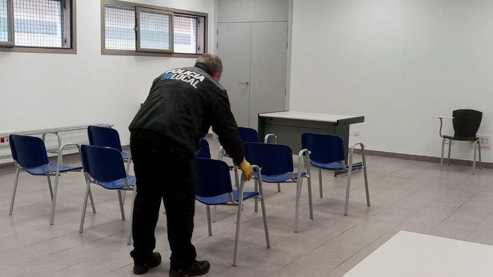 """El PP denuncia que la comisaría de la Policía Local en Son Gotleu """"no está operativa"""
