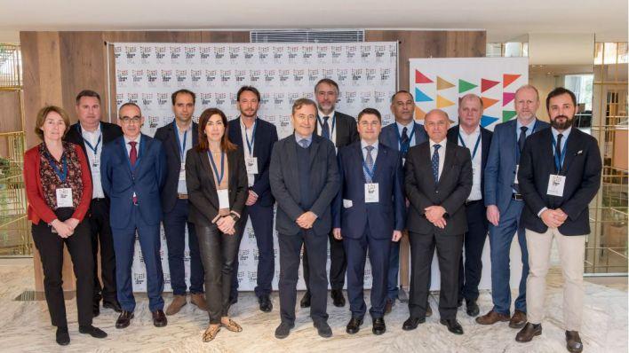 Los puertos europeos debaten en Palma la estrategia común sobre cruceros y sostenibilidad