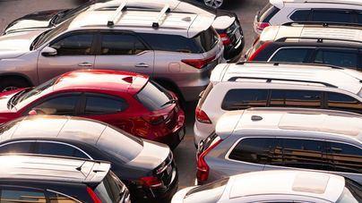 Caen un 18'5 por ciento las ventas de vehículos de ocasión en Baleares