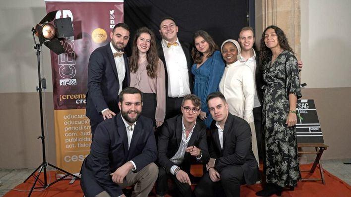 Los Oscar del CESAG reúnen a 200 estudiantes